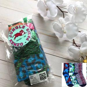 Kenzo Jungle Paris  x HM Socks 3 Pk